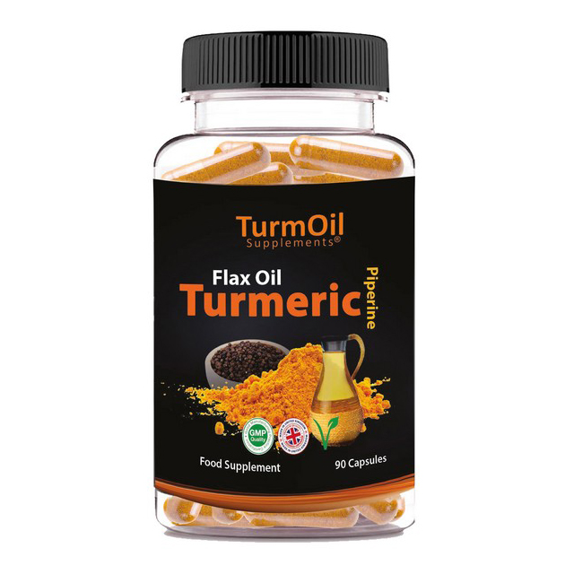 Golden Paste Co. TurmOil Capsules 90pk