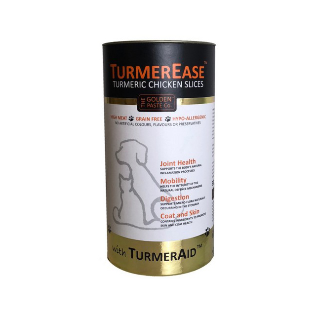 Golden Paste Co. TurmerEase Chicken Slices 300g