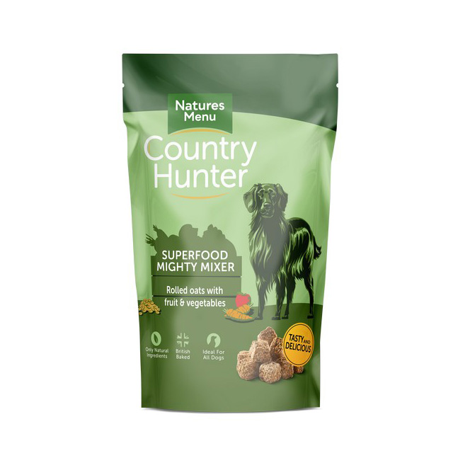 Natures Menu Country Hunter Dog Superfood Mighty Mixer 1.2kg