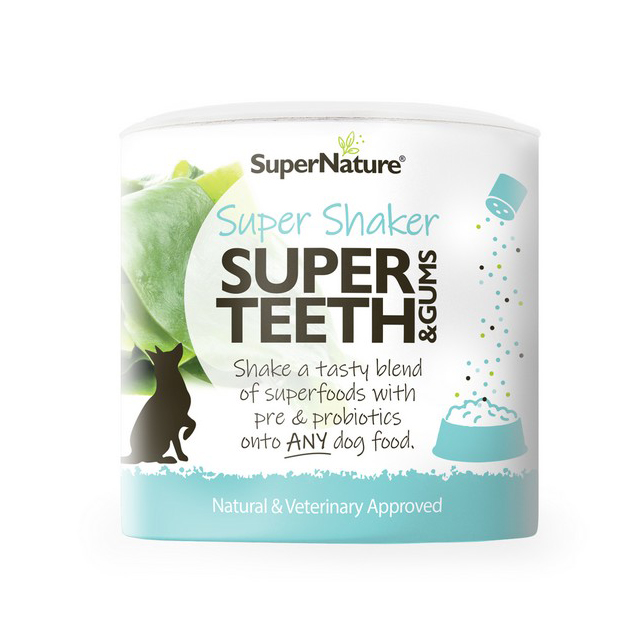 SuperNature - Super Teeth & Gums Food Topper for Dogs 60g