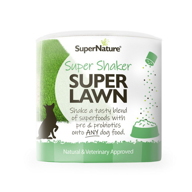 SuperNature - Super Lawn Food Topper for Dogs 60g