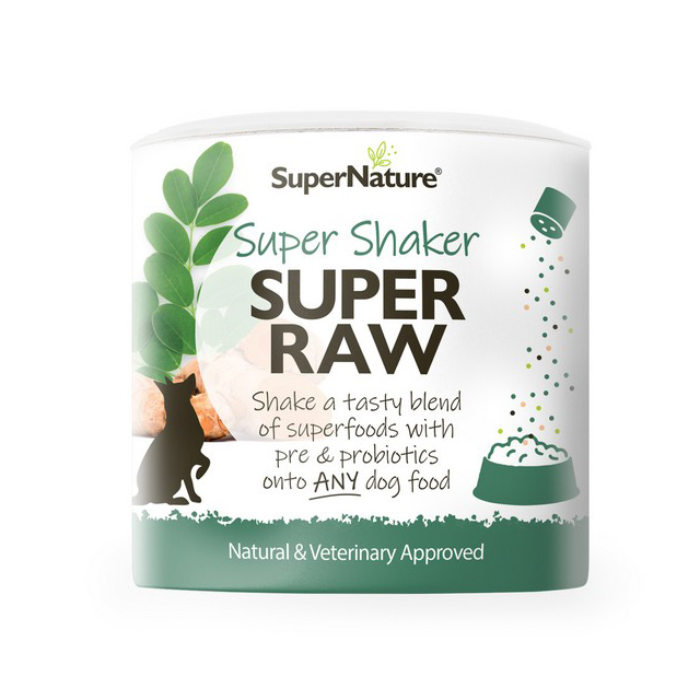 SuperNature - Super Raw Food Topper for Dogs 60g