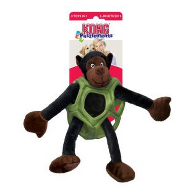 KONG Puzzlements Monkey Large