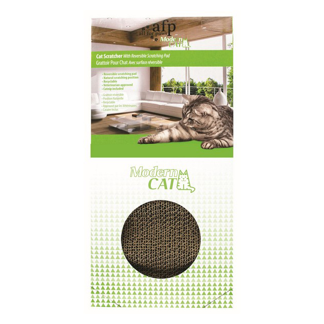 All For Paws Modern Cat - Cat Scratcher Double