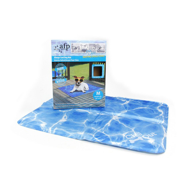 All For Paws Chill Out Always Cool Dog Mat Medium
