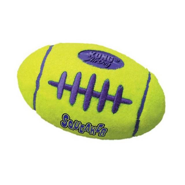 KONG Air Squeaker American Football Medium