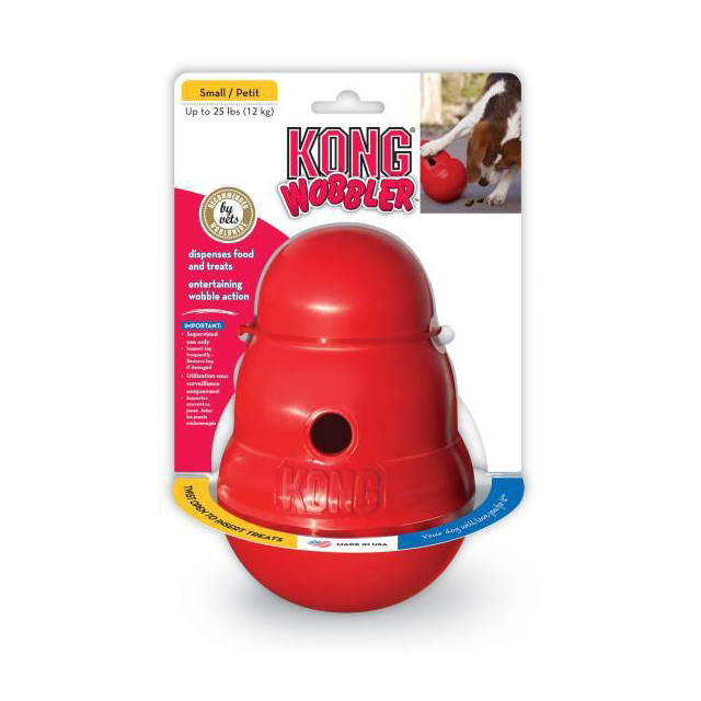 KONG Treat Wobbler Small