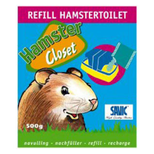 Savic Litter Refill For A Hamster Closet 500g