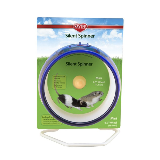 Superpet Silent Spinner 11.4cm