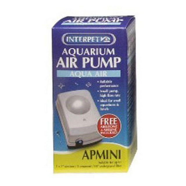 Interpet Aqua Air Ap Mini Airpump