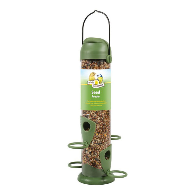 Harrisons Flip Top Seed Feeder 30cm