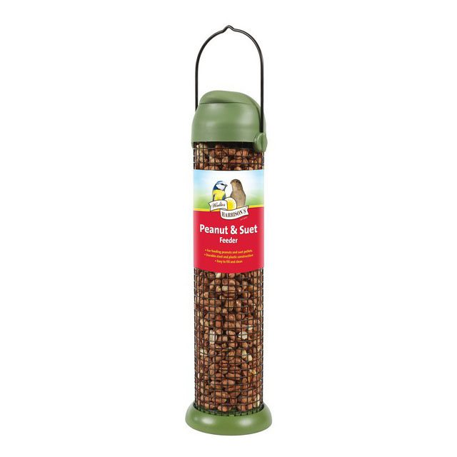 Harrisons Flip Top Peanut Feeder 30cm