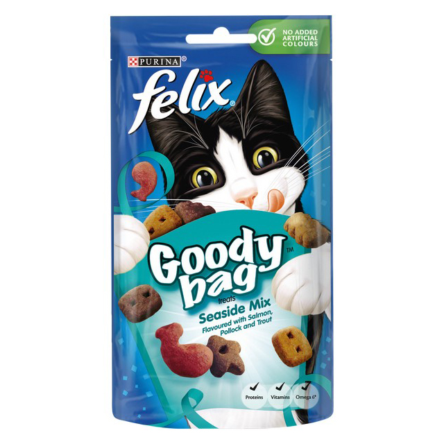 Felix Goody Bag Seaside Mix 60g [DCse 8]