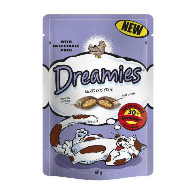 Dreamies Duck 60g [DCse 8]