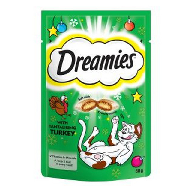 Dreamies Turkey 60g [DCse 8]