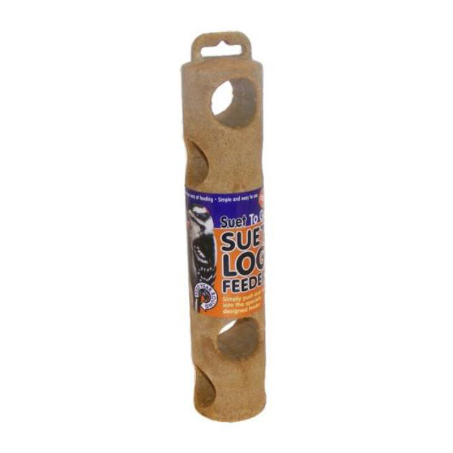 Suet to Go Suet Log Feeder