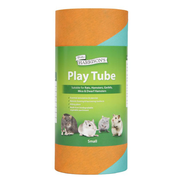 Harrisons Small Animal Play Tube Small 62mm