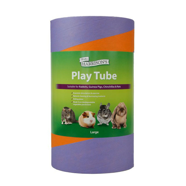 Harrisons Small Animal Play Tube Large 125mm