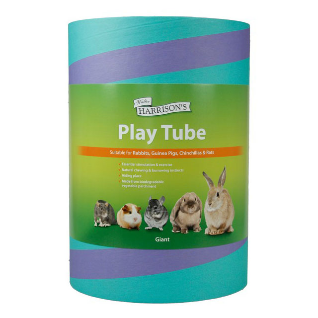 Harrisons Small  Animal Play Tube Giant 222mm